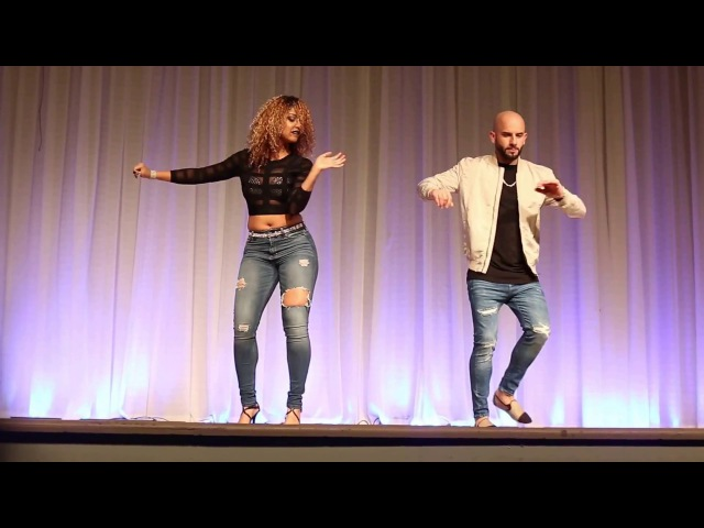 Ataca y Alemana Performance 2017 Miami Bachata Festival