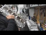BMW M5 V10 S85 507 л.c. Притирка клапанов пастой ВМПАВТО