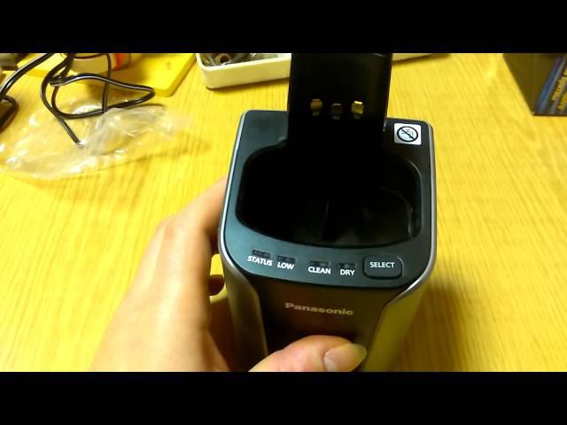 Зарядка Panasonic ES-LV9N -s