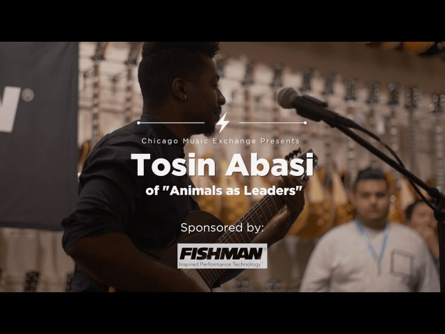 CME Fishman Present: An Evening with Tosin Abasi