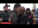 Рамзан Кадыров встретился с Флойдом Мейвезером в Грозном Floyd Mayweather in Russia