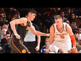Atlanta Hawks vs New York Knicks - Full Game Highlights | Dec 10, 2017 | NBA Season 2017-18