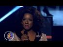 Ruth Lorenzo imita a Jennifer Hudson TCMS4