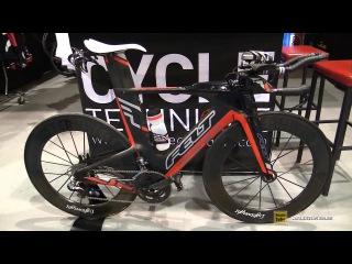 2015 Felt IA Series TT/TRI Bicycle - Walkaround - 2015 Salon du Velo de Montreal