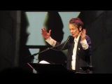 Laurie Anderson THE LANGUAGE OF THE FUTURE HKW, Berlin 05 March 2017