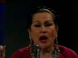 Yma Sumac--La Molina, Rare Brussels TV, 1989