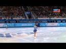 Даже Путин встал 15 летняя девочка рвёт стадион Сочи2014