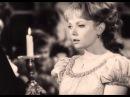 Нонна Терентьева на съёмках фильма В городе С (1966)