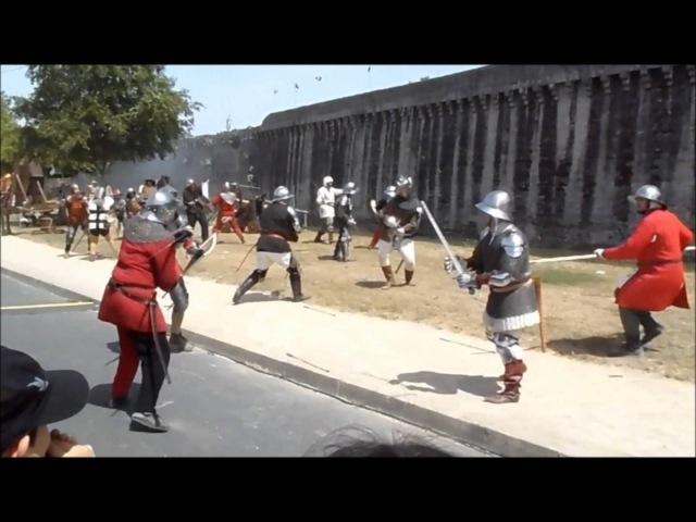 Bataille de Guérande 2011
