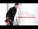 Michael Bublé It's Beginning To Look A Lot Like Christmas Official HD Audio