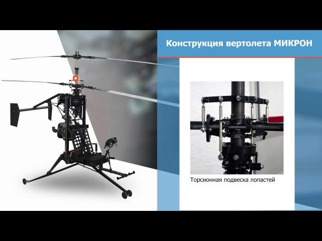 Характеристики вертолета МИКРОН