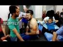 Сирия: 4 убитых, десятки ранены после бомбы, посаженной в бункер в Алеппо.