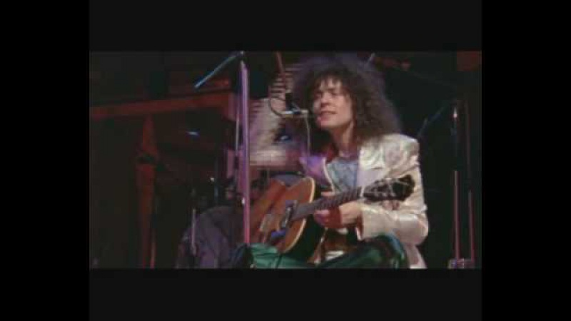 Marc Bolan T Rex Born to Boogie Ringo Starr Documentary ORIGINAL AND UNCUT (Part 4)