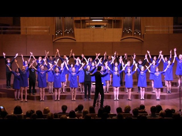 Spring Voices Choir - Joshua (fit the Battle of Jericho) [Traditional Spiritual, arr. Kirby Shaw]