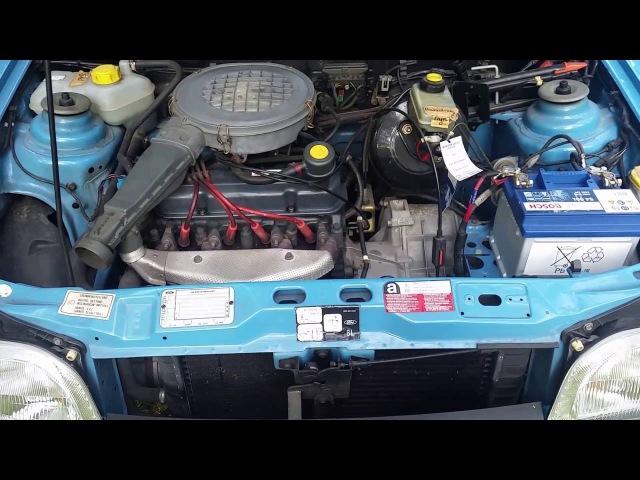 Najładniejsza Fiesta MK3 1991rok w Polsce