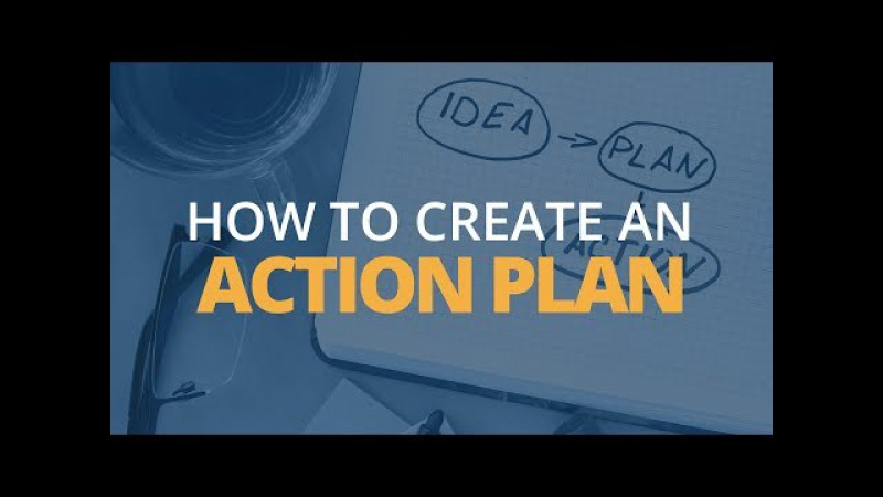 How to Create an Effective Action Plan | Brian Tracy