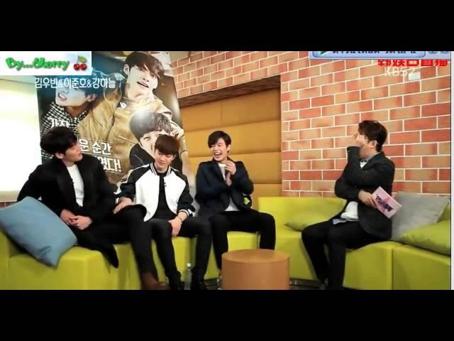 Kim woo bim, Lee jun ho,Kang Ha Neul (Twenty @entertainment weekly)