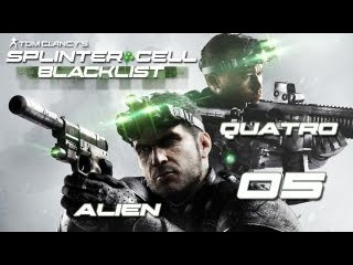 Splinter Cell: Blacklist - Прохождение (кооп) pt5