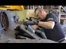 Flakpanzer Restoration Moving the Flakpanzer After 70 Years of Rest April 1 2017 Part 1