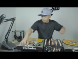 DJ QBert Live on block fm1 Facebook live