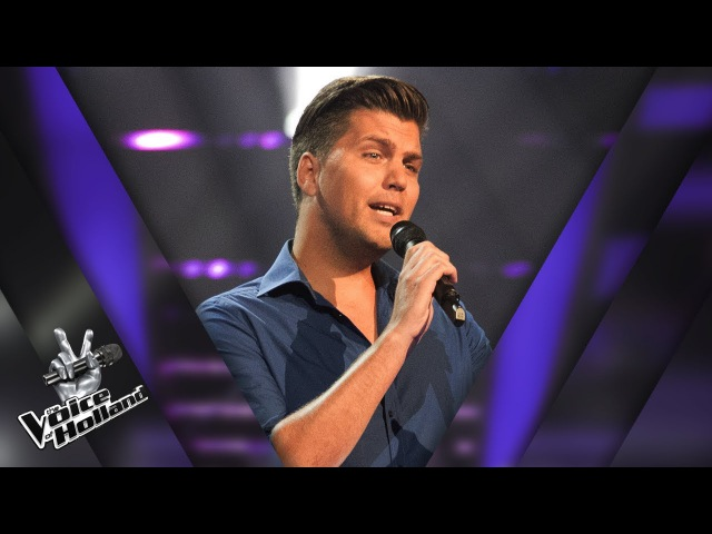 Mark Pathuis – Het Is Over | The voice of Holland | The Blind Auditions | Seizoen 8