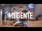 MI GENTE - J. Balvin, Willy William Bongyoung Park, Joseph Jung Choreography Dance