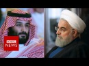 Saudi Arabia and Iran Will they go to war BBC News