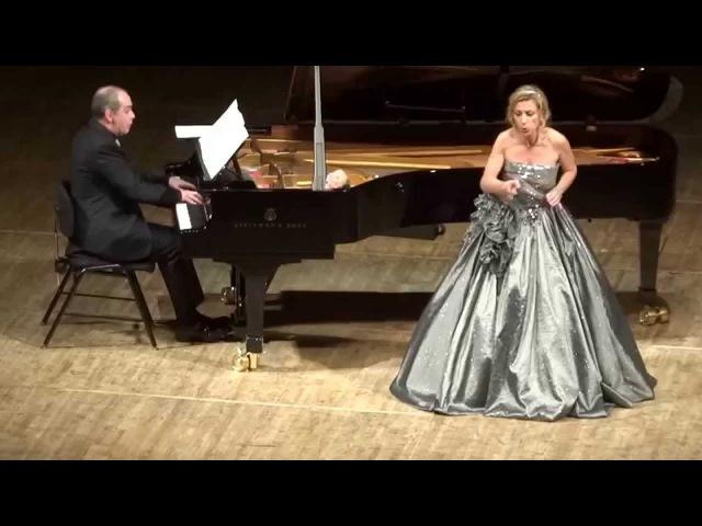 Natalie Dessay-Recital-Sergey -Rachmaninov-ВОКАЛИЗ-Vocalise 2015