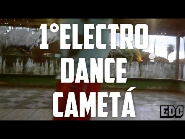 1° ELECTRO DANCE CAMETÁ - ANDREY BARBOZA VS JOHN MORAES (WINS) - FINAL