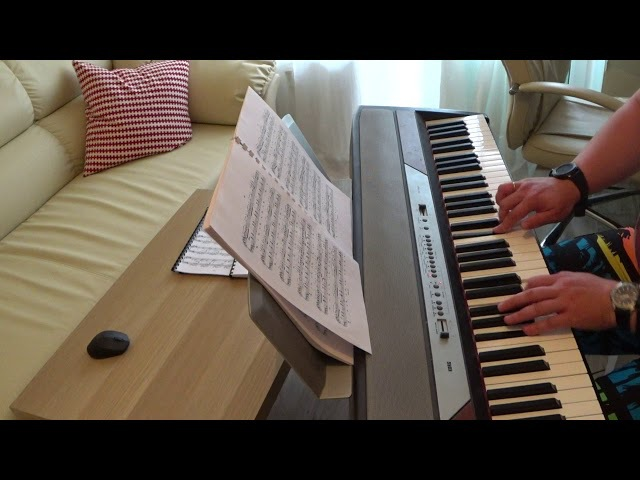 Сhopin - Waltz 10 Op. 69 2 h-moll