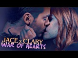 war of hearts (jace x clary shadowhunters) +2x14