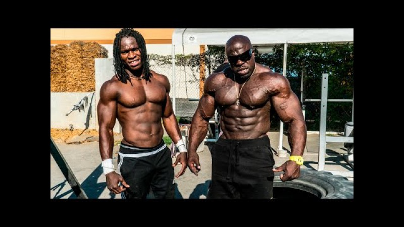 SUPERHUMAN BODYWEIGHT WORKOUT Kali Muscle Alseny