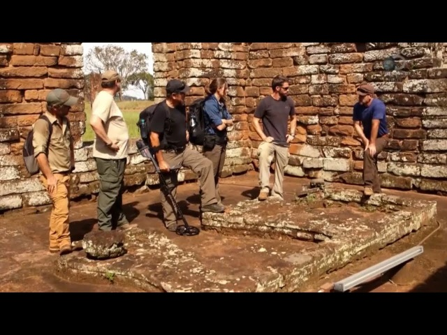 В поисках сокровищ: змеиный остров 2 сезон 2 серия Discovery