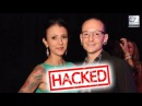 Linkin Park's Chester Bennington's Wife's Twitter Account Allegedly Hacked | Lehren Hollywood