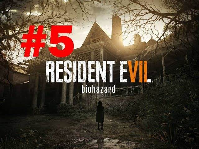 Resident Evil 7 5 Королева букашек
