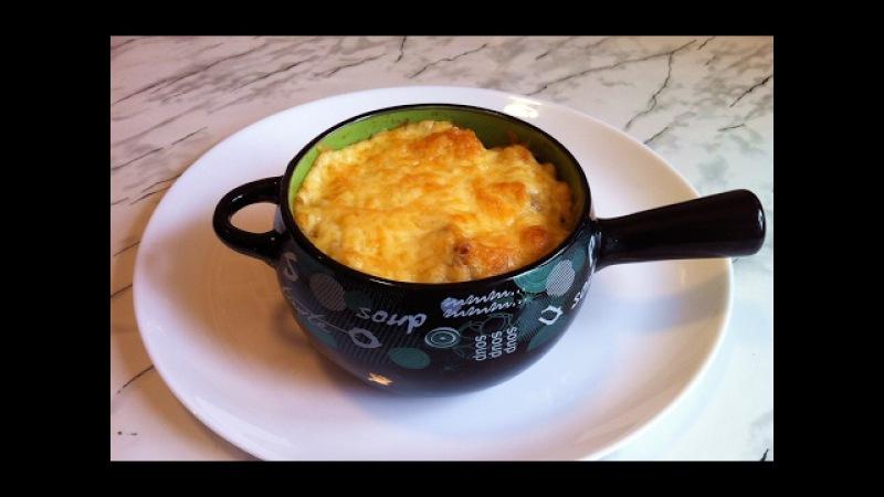 Жульен с Курицей и Грибами (Очень Вкусно) / Julienning / Французская кухня (Закуски)