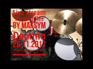 "Live stream «Paradiddles"""