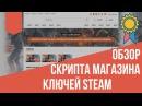Как сделать свой интернет магазин игр как Steambuy