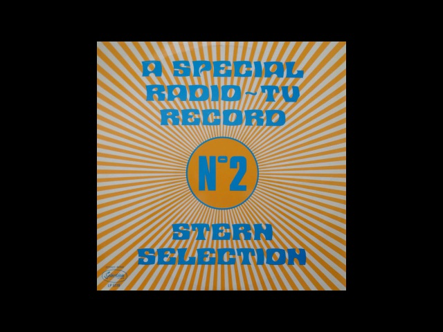 Stern Selection - Imagination (A Special Radio~TV Record N°2)