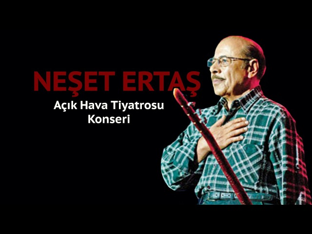 Neşet Ertaş - Açma Zülüflerin [ Live Concert © 2000 Kalan Müzik ]
