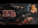 Metal Wings Elite Force android game first look gameplay espa