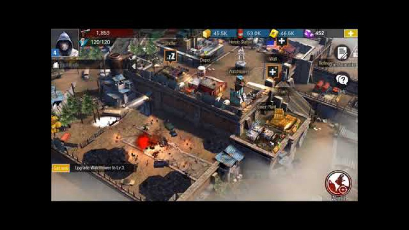 Zombie World Black Ops android game first look gameplay español