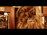DARTH FADER, THE RETURN OF THE SCUMBAG WOOKIE