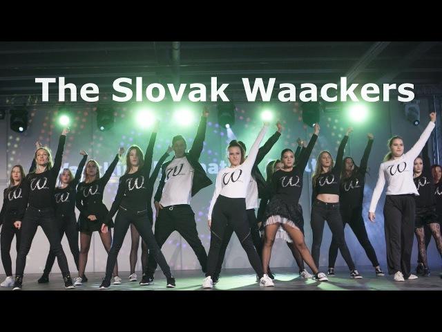 The Slovak Waackers IDF Europe Championship waacking choreography