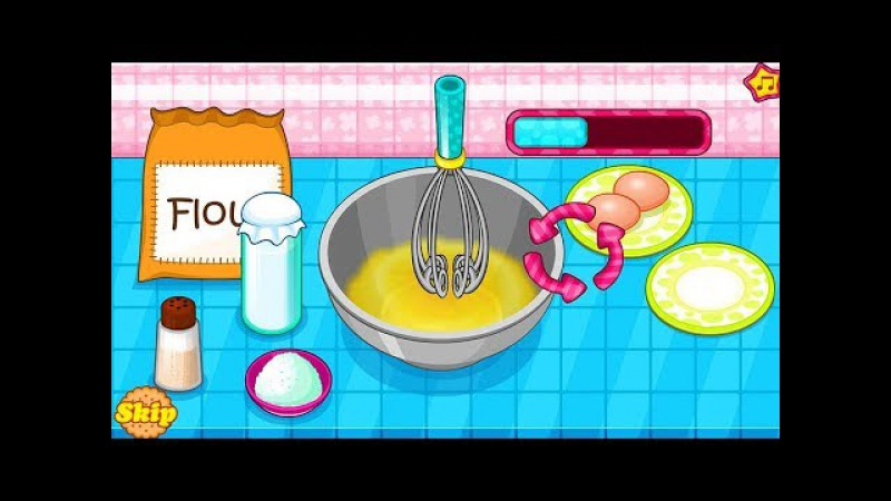 Cook owl cookies for kids - Games for Kids to Play - Fun Cooking Games For Girls