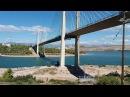 Chalkida New Bridge the bypass road of chalkida width 12.50 meters