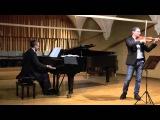 DEVIL'S DANCE by  John Williams -Enzo Ligresti,violin and Achille Gallo,piano