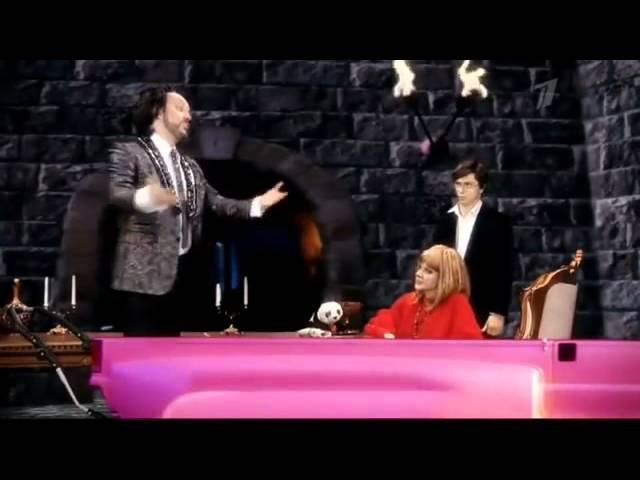 БР - С.Бурунов в роли Ф.Киркорова - 2012