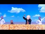 КВН Сборная МФЮА - Музыкальный клип для Пелагеи