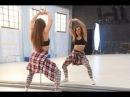 Танцы на ТНТ Юлиана Бухольц Мастер класс